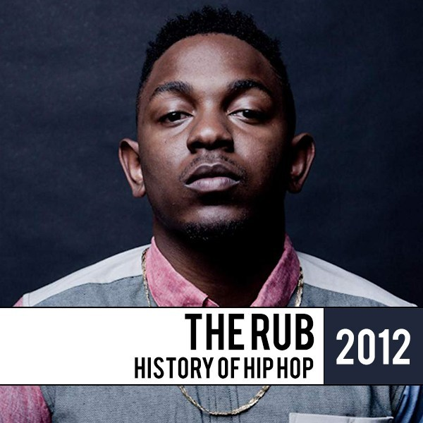 Hip-Hop History 2012 Mix